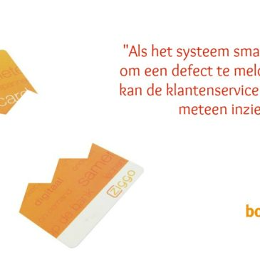Observatie: Smartcard defect