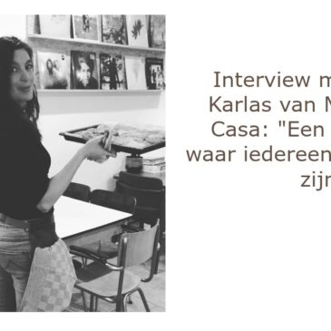 Interview: Marcia Karlas is warm en open maar doet geen concessies